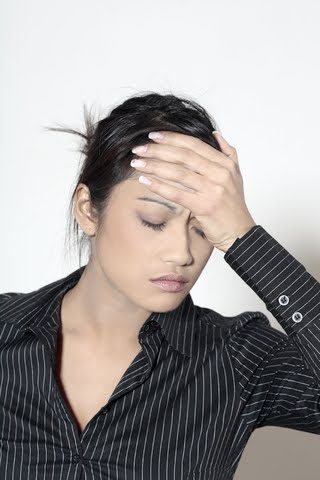 acupuncture eases chronic headaches Acupuncture Eases Chronic Headaches headache 320x480