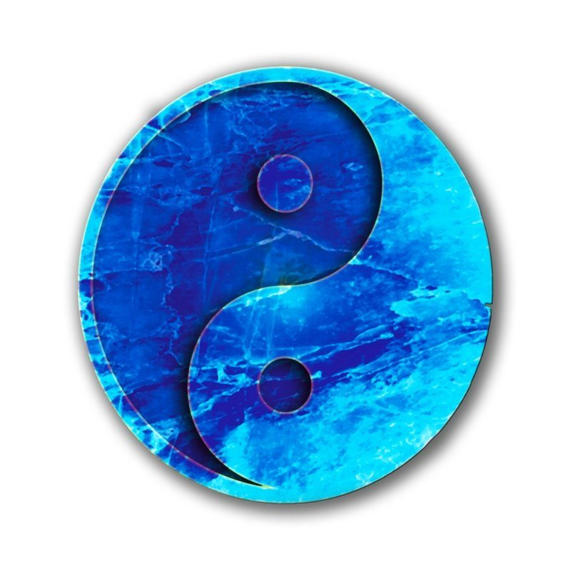 the yin and yang of the menstrual cycle The Yin and Yang of The Menstrual Cycle blue yinyang 800x800