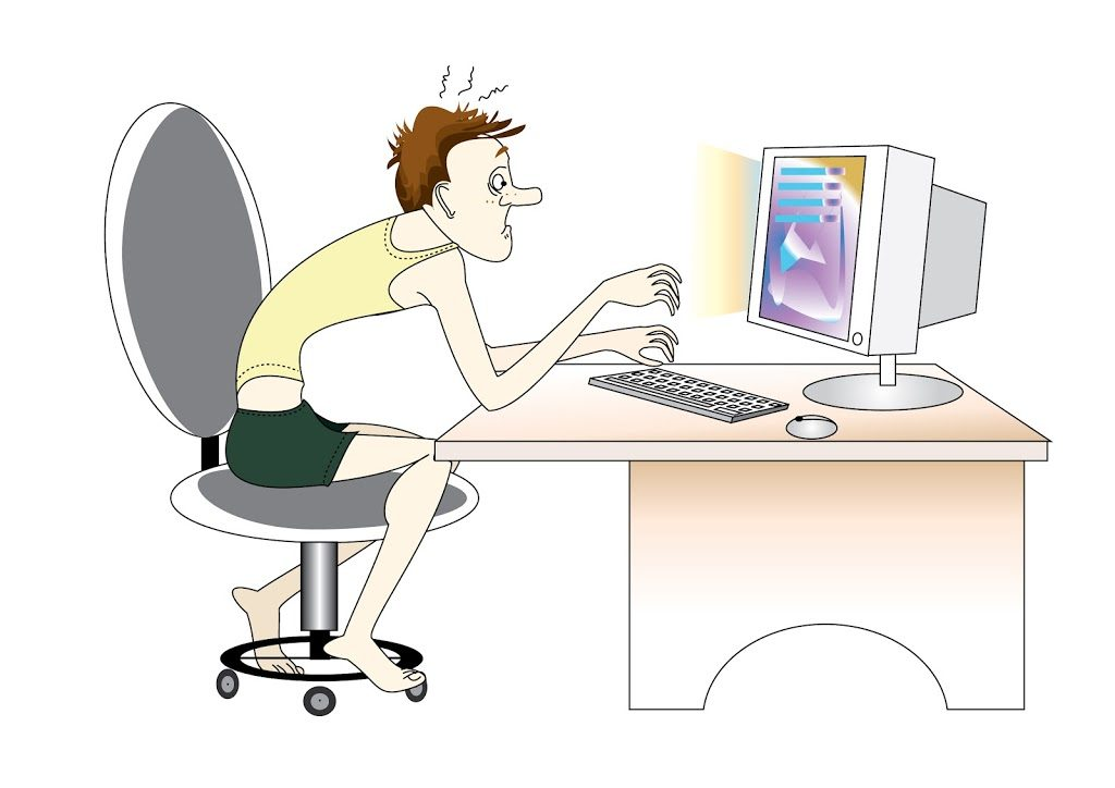 is your computer a pain in the neck? acupuncture can help Is Your Computer a Pain in the Neck? Acupuncture Can Help dreamstimefree 8537609 1024x724
