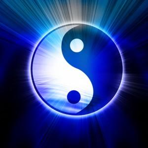 dreamstime_4613550 yin yang blue light
