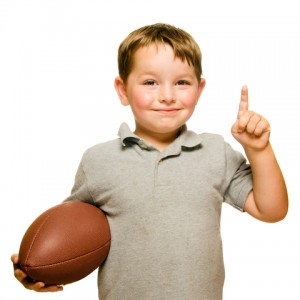 http://www.dreamstime.com/stock-photos-child-football-celebrating-image25457673