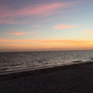 Sunset on North Captiva Island