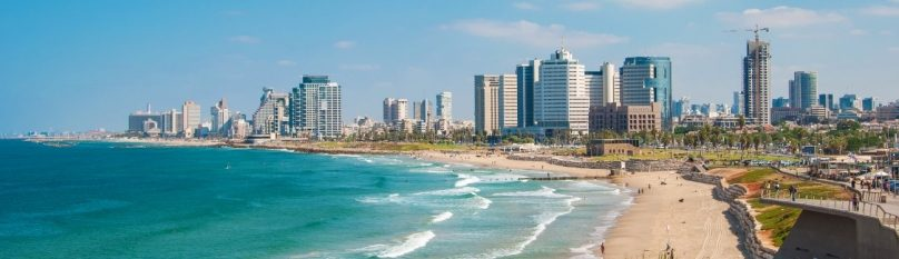 Tel Aviv new video - learn about the wonders of israel and the iccm New Video – Learn About The Wonders Of Israel And The ICCM Tel Aviv2 808x233