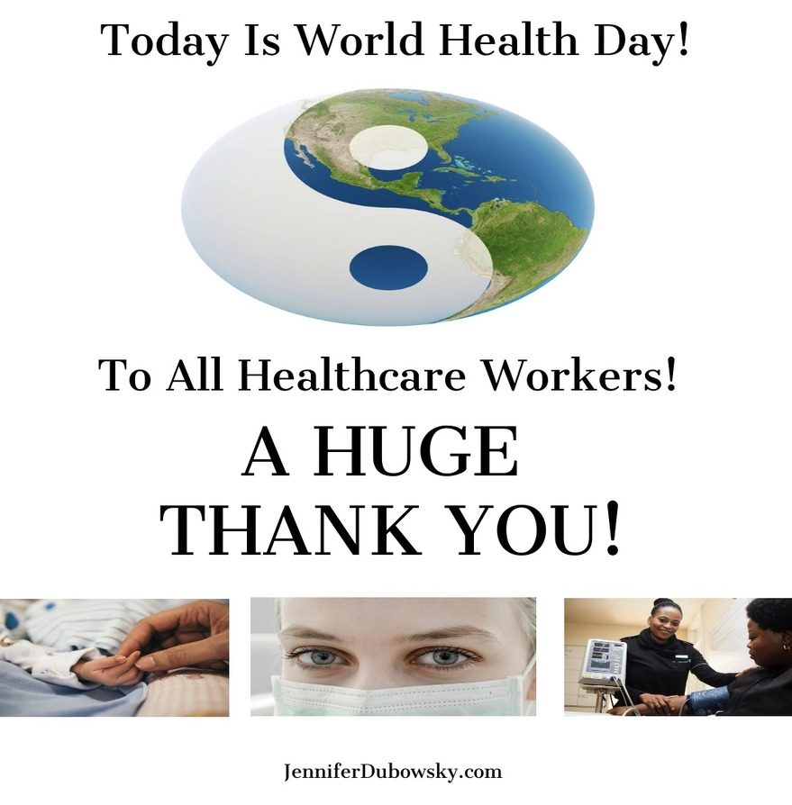 world health day ! thank you ! World Health Day ! THANK YOU ! A72A74CE E3A2 40AB 803F 5F3CEC8608D5 1 105 c 879x894
