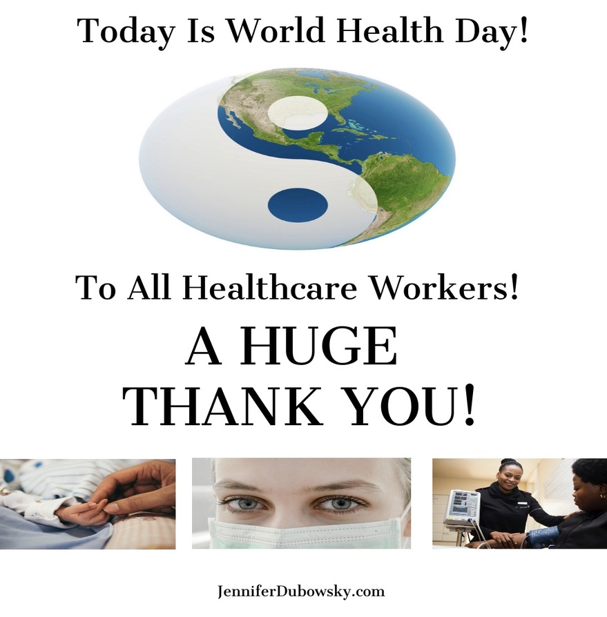 world health day ! thank you ! World Health Day ! THANK YOU ! A72A74CE E3A2 40AB 803F 5F3CEC8608D5 1 105 c